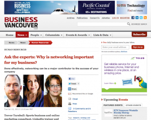 Ask The Experts: Why Is Networking Important For My Business?
