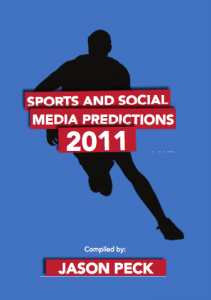 Sports and Social Media Predictions 2011